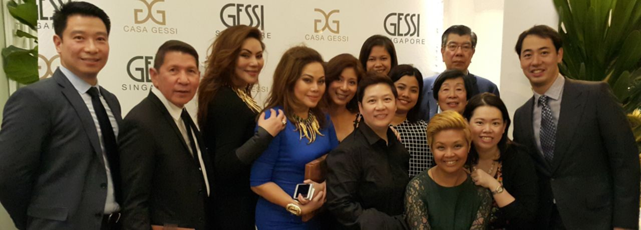 Now Open: Casa Gessi Singapore image 2