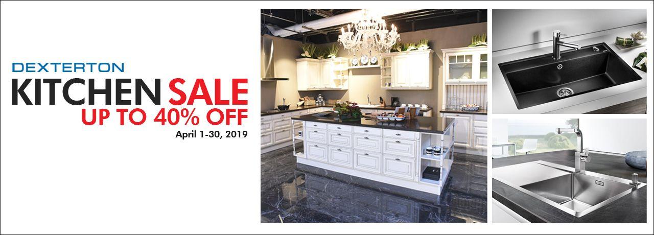 Dexterton Kitchen Sale image 2