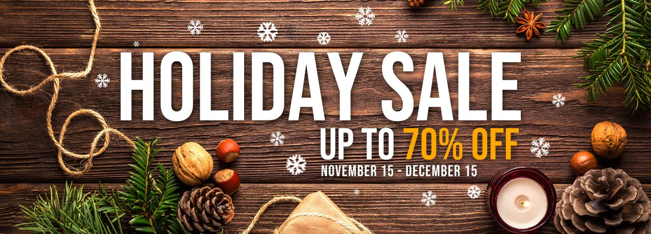 Holiday Sale 2019 image 2