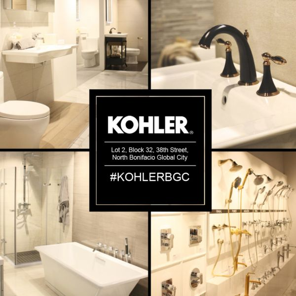 Kohler Showroom in BGC
