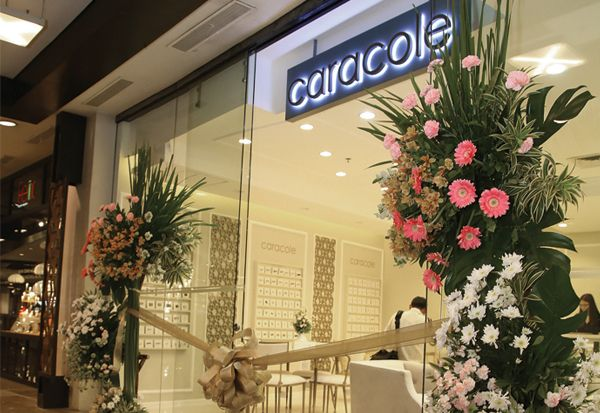 Caracole Flagship Store Opening