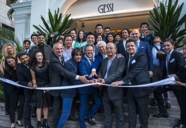 Now Open: Casa Gessi Singapore
