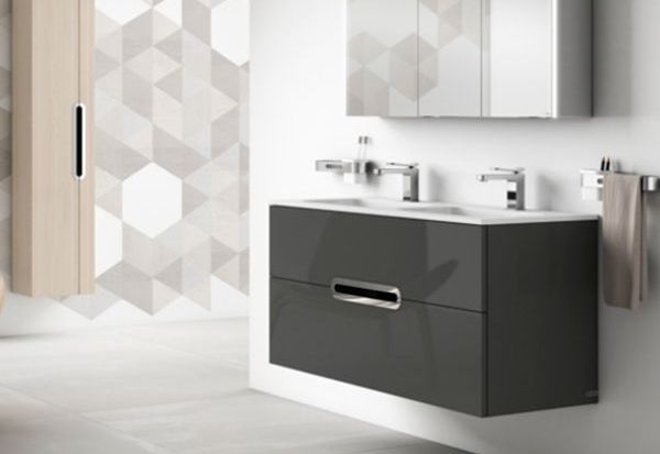 Save space with Sonia Code Bathroom Furniture