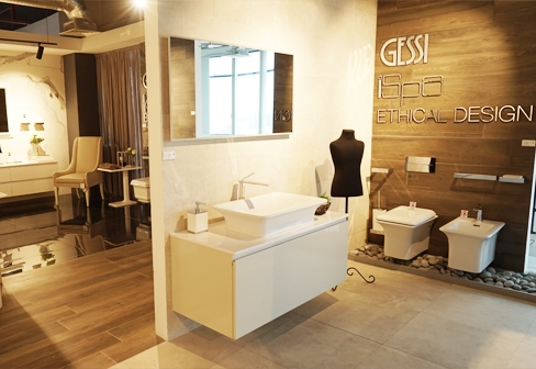 Gessi Showroom