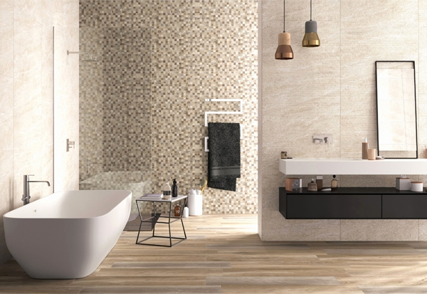 Naxos Lithos: The Perfect Wall Tiles for Modern Bathrooms image