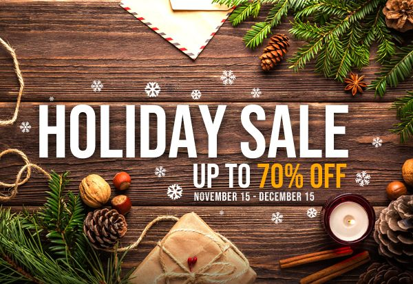 Holiday Sale 2019 image
