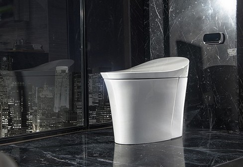 New water closets from Kohler image