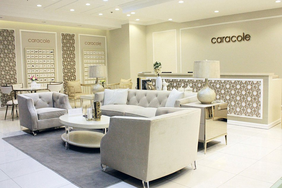 Caracole Showroom