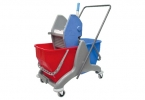 Cleanic - Bucket and Wringer (Commercial Cleaning Supplies)