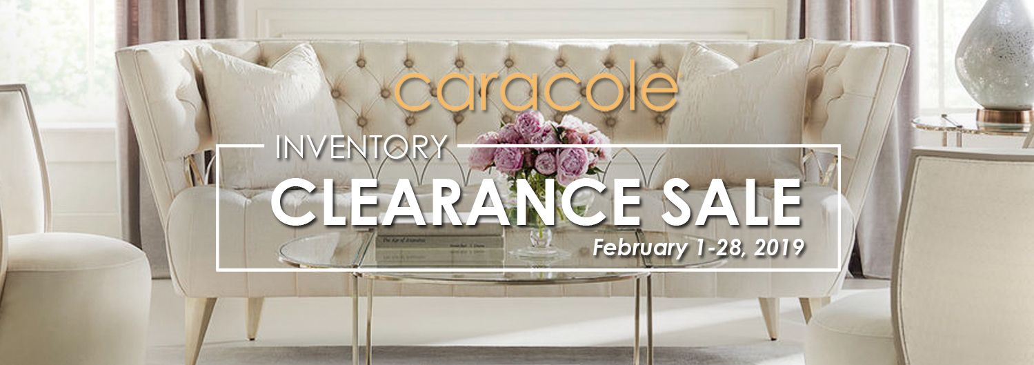 Caracole Inventory Clearance Sale