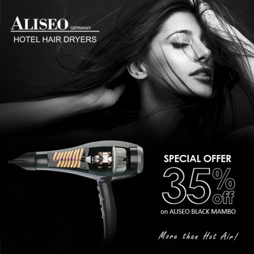 Aliseo Hair Dryers Special Promo